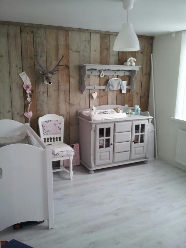 Onze babykamer