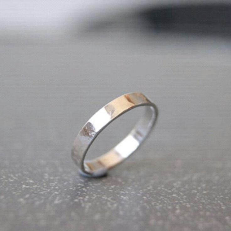 Simple and beautiful sterling silver ring!