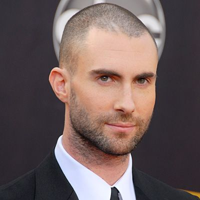 ADAM LEVINE - 2007 A new album (It Won't Be Soon Before Long) and a buzz cut at the American Music Awards.
