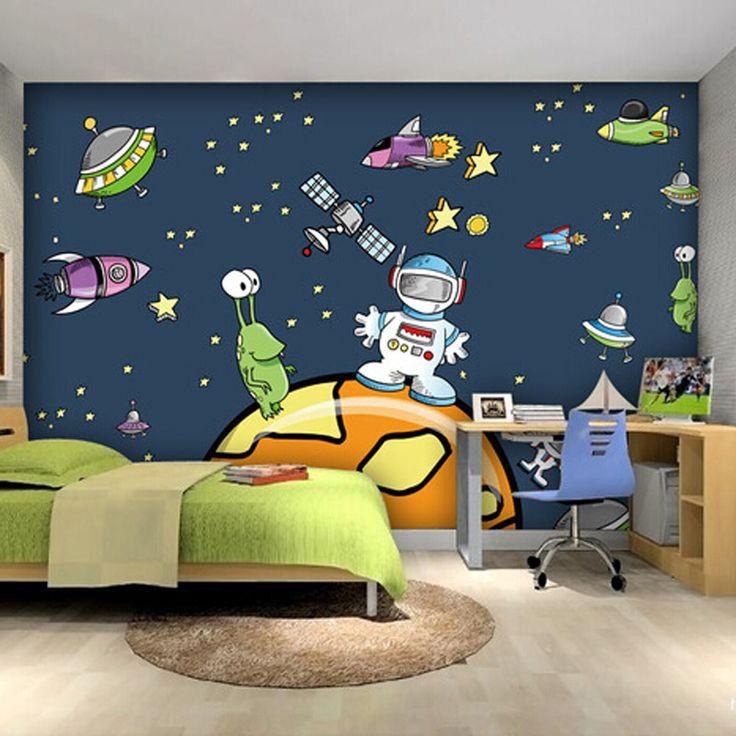 Comprar venta al por mayor 3d murales de for Mural para habitacion