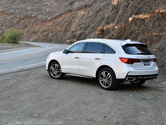 Acura RDX 2017 White