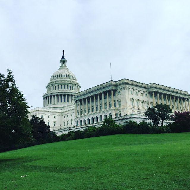 Emilia on the Road: Hello Washington, DC! Fulbright Distinguished Awar...
