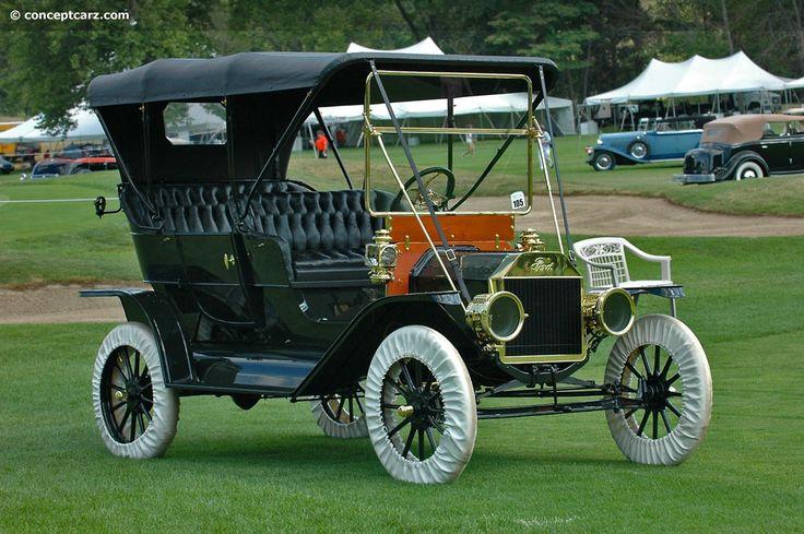 Ford Model Cars