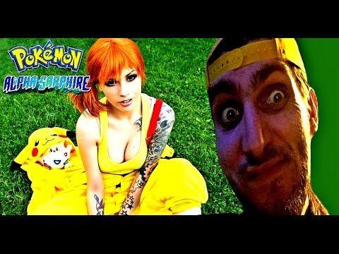 Będzie Wpierdol z Pokemon Alpha Saphire part 02