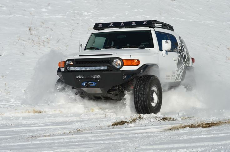 Shop 2007-2014 Toyota Fj Cruiser Front Bumpers at ADD.