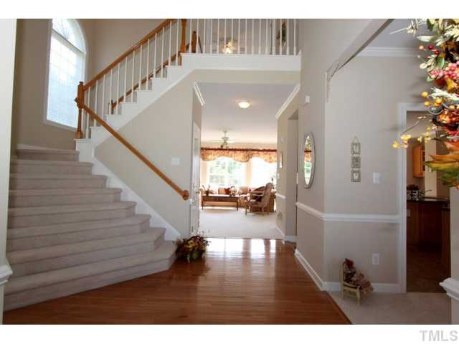 Find this home on Realtor.com..My dream foyer...and the rest of the house is nice too