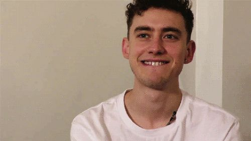 grafika olly alexander, years & years, and years and years