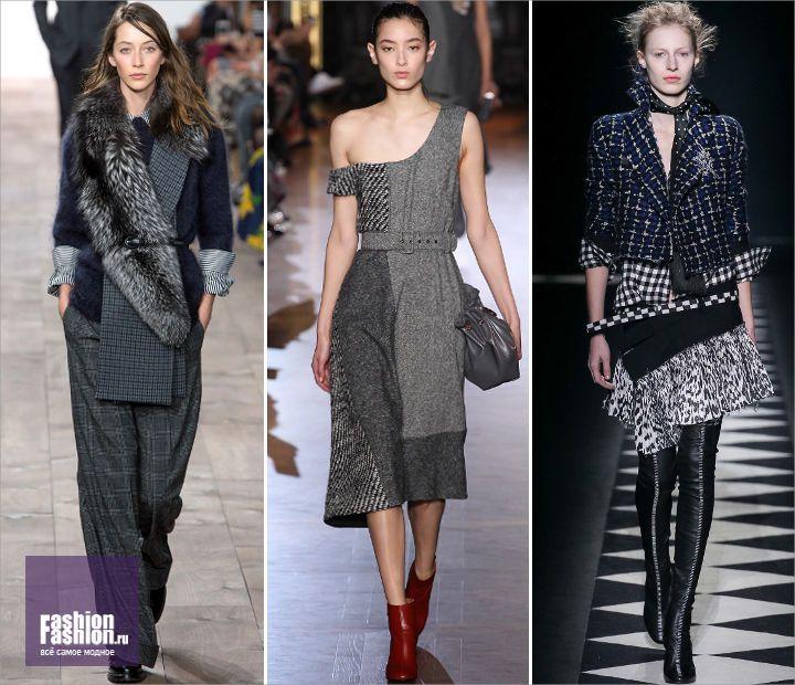 Модные тренды зимы 2015-2016 : Мода : Стиль жизни : Subscribe.Ru