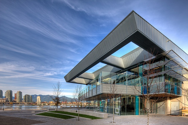 Creekside Community Centre at Olympic Village