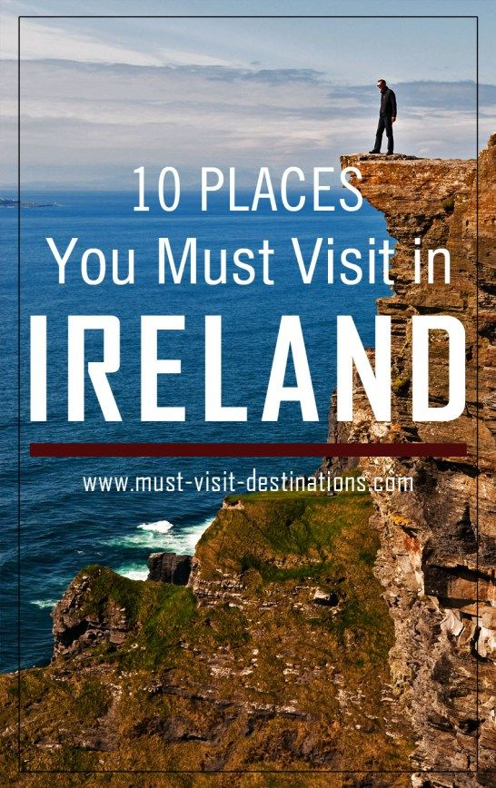 10 places you Must Visit in Ireland #travel #ireland…