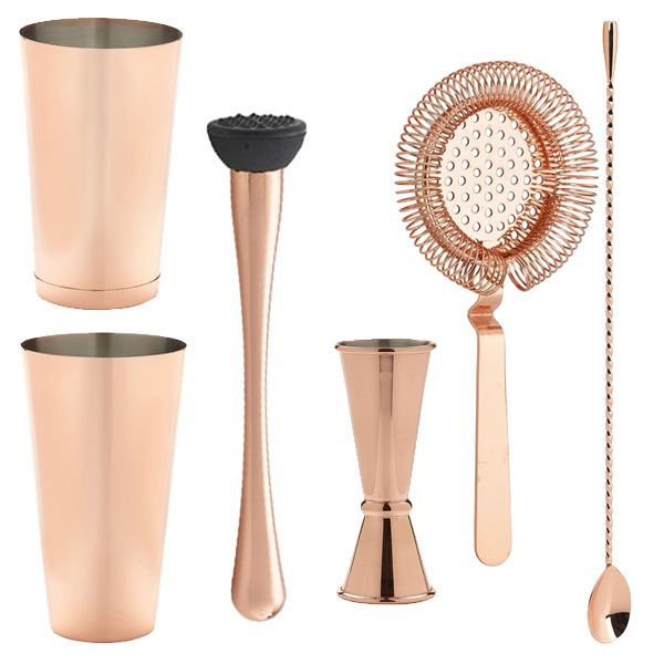 Copper Barware – Love Tiki have a huge range of contemporary and stylish copper barware. View our range of Copper mule mugs, copper cocktail shakers, copper plated mugs and copper cocktail sets. Ideal for hot and cold cocktails.