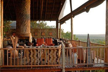 Kwa Madwala Private Game Reserve - Manyatta Rock Camp
