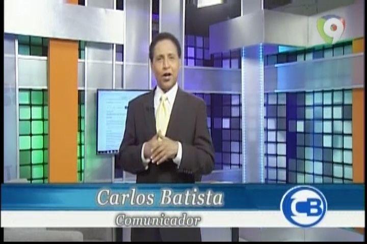 Carlos Batista Dice Que Ser Un Macho Y Habla Del Concierto De Justin Bieber