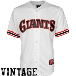 MLB Majestic San Francisco Giants Cooperstown Throwback Replica Jersey - White --- http://www.pinterest.com.yolo.bz/3ct: Throwback Replica, Mlb Majestic, Majestic San, Giants Cooperstown, Cooperstown Throwback, San Francisco Giants, Replica Jersey, Giants Jersey S