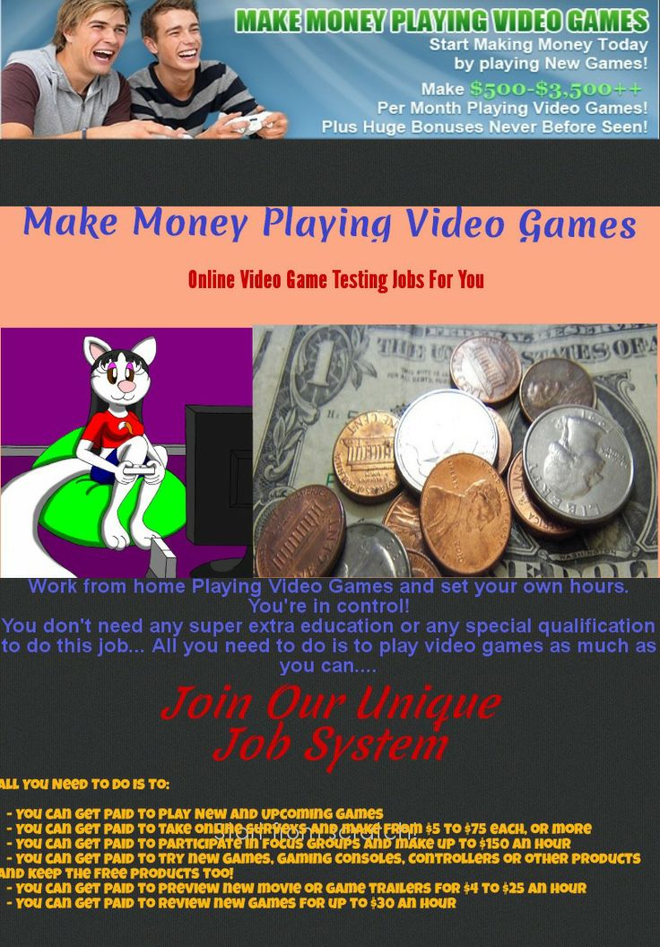 Free Online Games   Make Money   Paid Game Player   Games ...