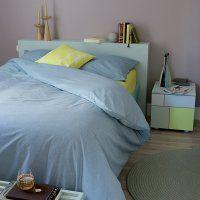 Une chambre esprit nature - Marie Claire Maison