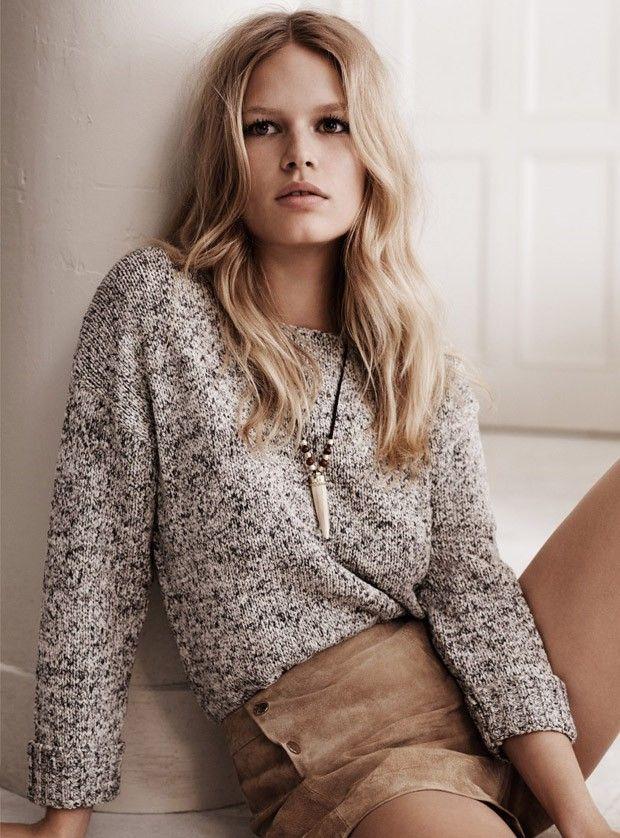 Anna Ewers - Fashiondesain.com