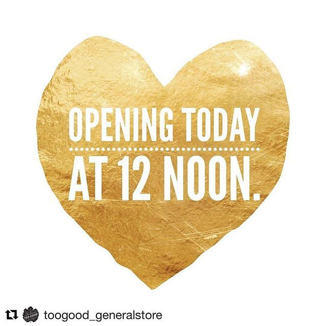 Rustic HustleBe sure to swing by the grand opening of Too Good General Store in picturesque Unionville, Ontario today for the best curated Canadian treasures just in time for Canada 150! 🇨🇦 #Repost @toogood_generalstore ・・・ #storeopening #madeincanada #giftstore #unionville #shoplocal #giftidea #mothersdaygifts #shopmarkham #softopening