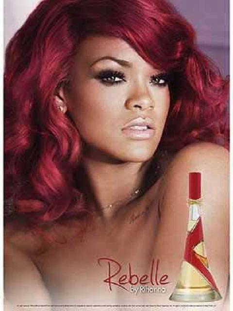 Rihanna - Rebelle