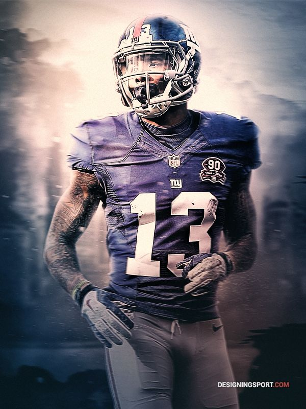 Odell Beckham Jr, New York Giants