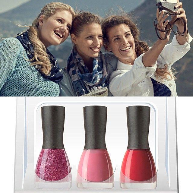 Комплект лаков для ногтей. Третий в подарок. 399₽ #takko #takkofashion #takko_fashion #beauty #nailpolish