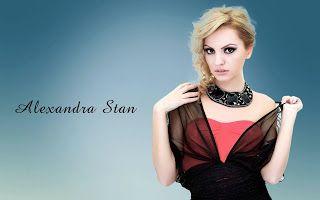 Cantantes de todos los Tiempos: Alexandra Stan - Biografia