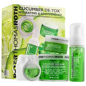 Cucumber De-Tox™ Hydrating & Soothing Kit - Peter Thomas Roth   Sephora