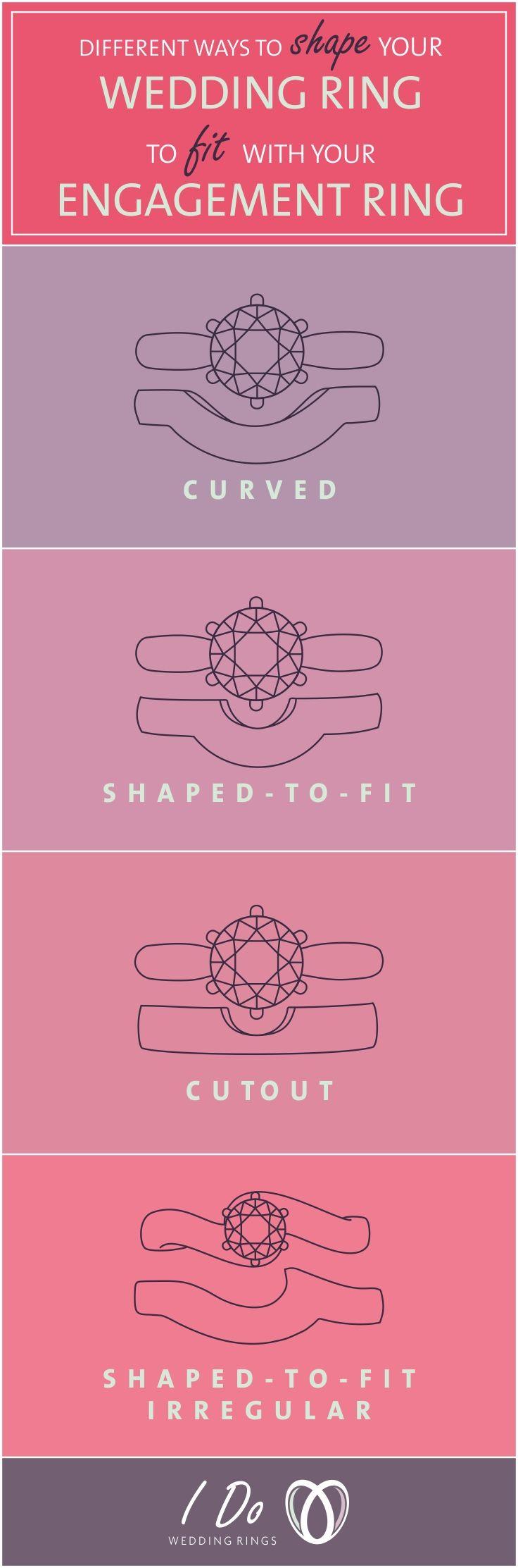 29 best Custom Wedding Ring Ideas images on Pinterest | Wedding ...