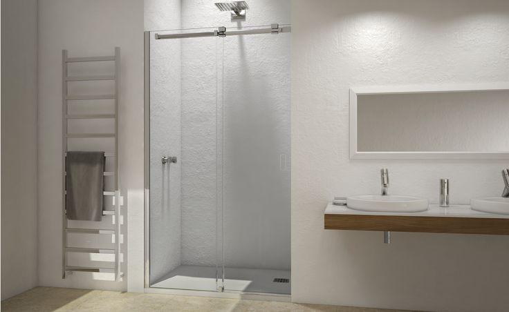 La serie #Openair di @boxdocceduebi  colpisce per il suo #design leggero e pulito, un vero e proprio elemento di #arredo in grado di coniugare funzionalità e gusto estetico. www.gasparinionline.it #casa #arredobagno #shower #boxdoccia #madeinitaly #interiors