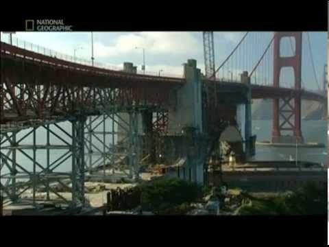 Суперсооружения. Мегамосты. Мост Золотые ворота.