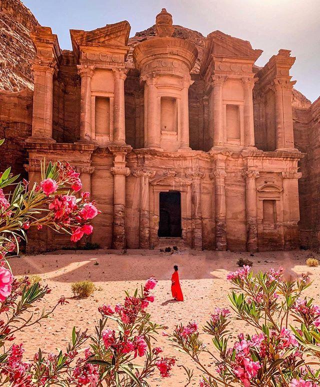 Shirus Story Is Not Lost In Petra Jordan Sheisnotlost Best