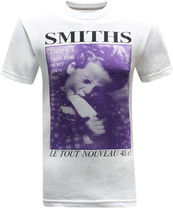 The Smiths Le Tout Nouveau Classic Rock Band Men's T-Shirt