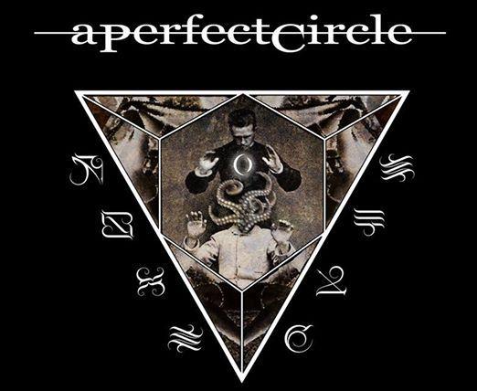 A Perfect Circle esta trabajando en su nuevo disco