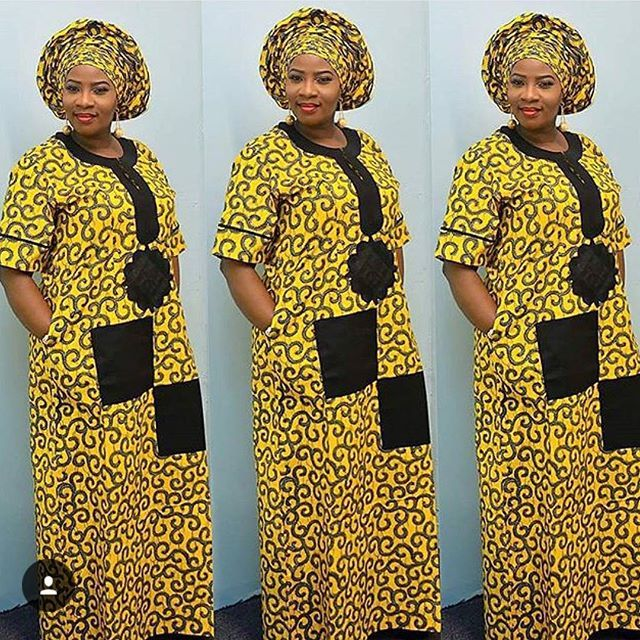This is beautiful @kiksplace #naijagirlskillingit #ankarastyles #ankaracollections #asoebi