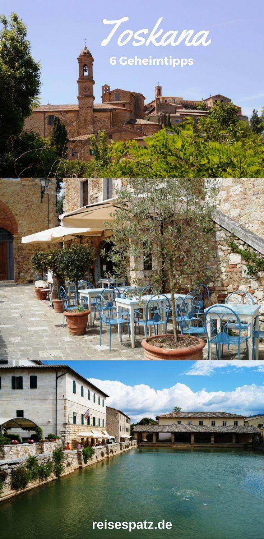Das Herz der Toskana ist dasVal d'Orcia. Dort finden sich eine Vielzahl von mittelalterlichen Städtchen und weite Teile von Naturschutzgebieten. - Sehensürdigkeiten Toskana