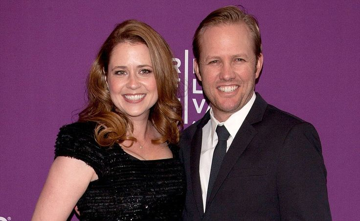 Jenna Fischer and husband Lee Kirk welcome daughter Harper Marie