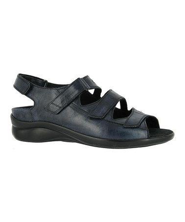 Durea Blue Hilary Leather Sandal. Discount ShoesLeather SandalsBlueCalves ImagePsDiabetes