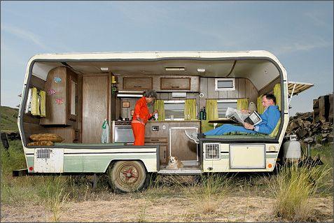 Amazing worlds tour latest amazing trailer house hd for Minimalist house trailer