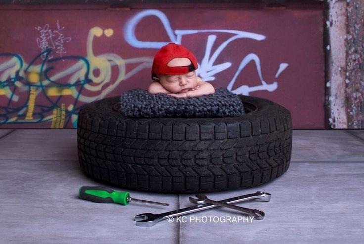 Matt mechanic baby