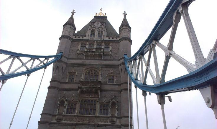 Tower Bridge_oct 2014 #london #bridge #londonbridge #londra