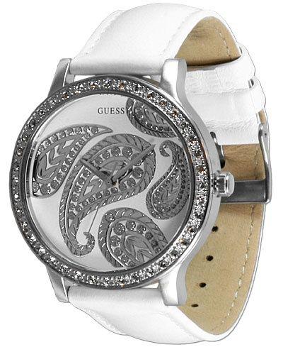 Guess Paisley Print Watch
