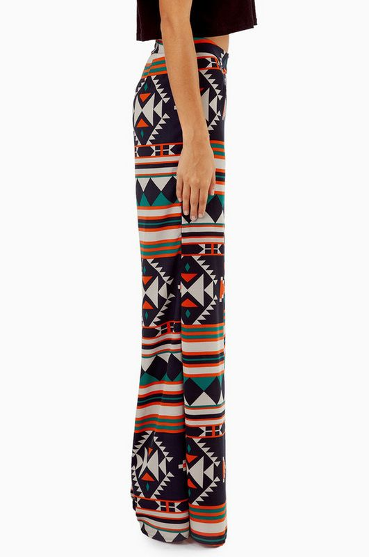 Ample Aztec Pants ~ TOBI