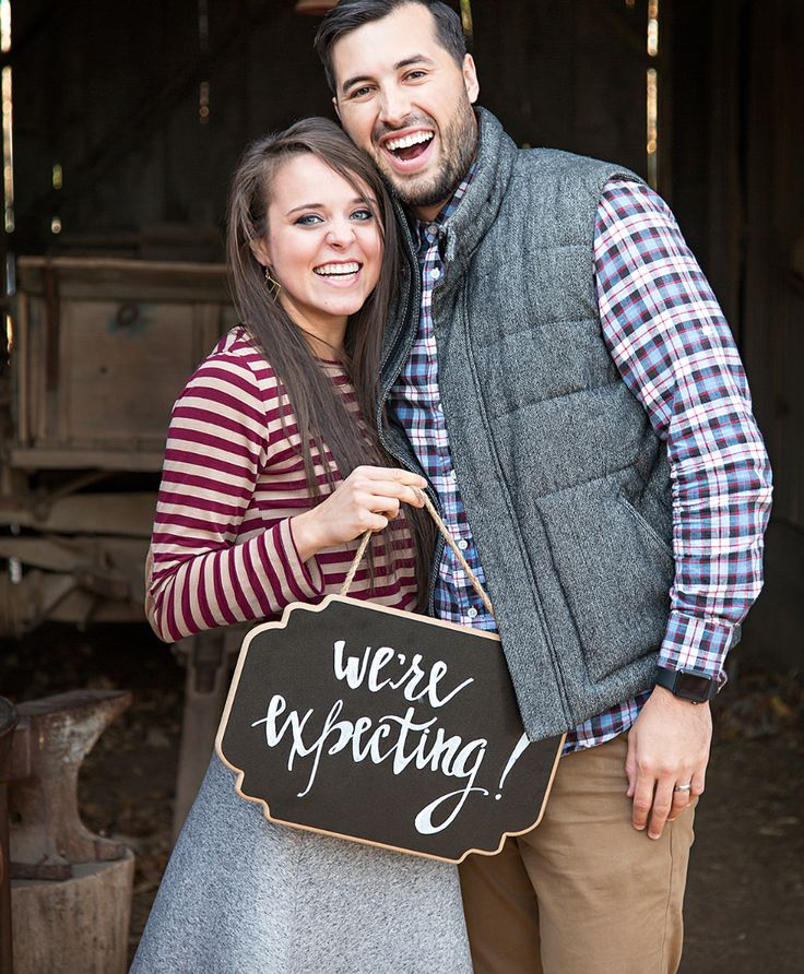 Jinger and Jeremy expecting their first child