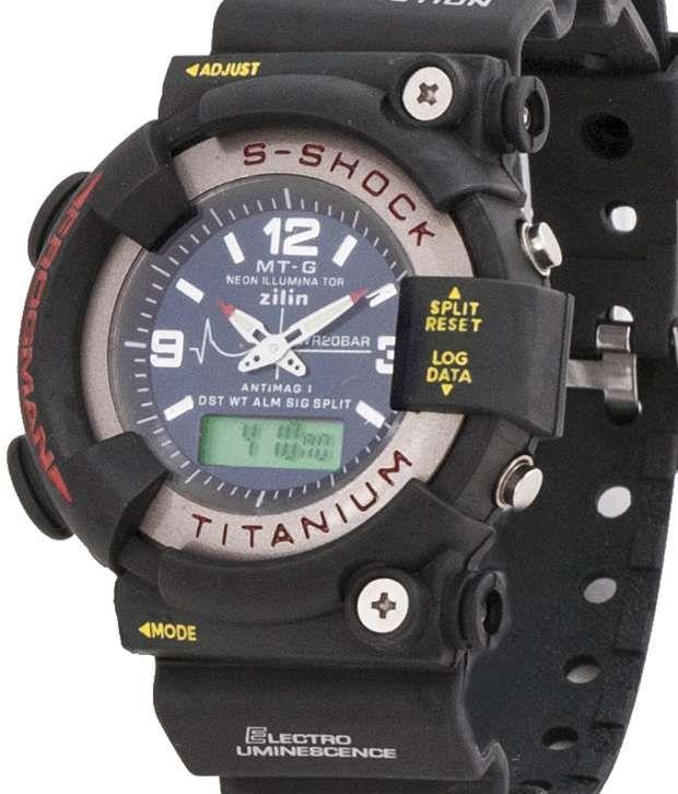 MTG Swanky Round Watch