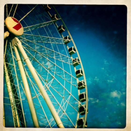 Ferris Wheel Brisbane