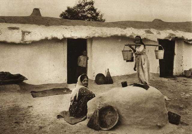 Mangalia,-colibe-turcesti - case traditionale romanesti