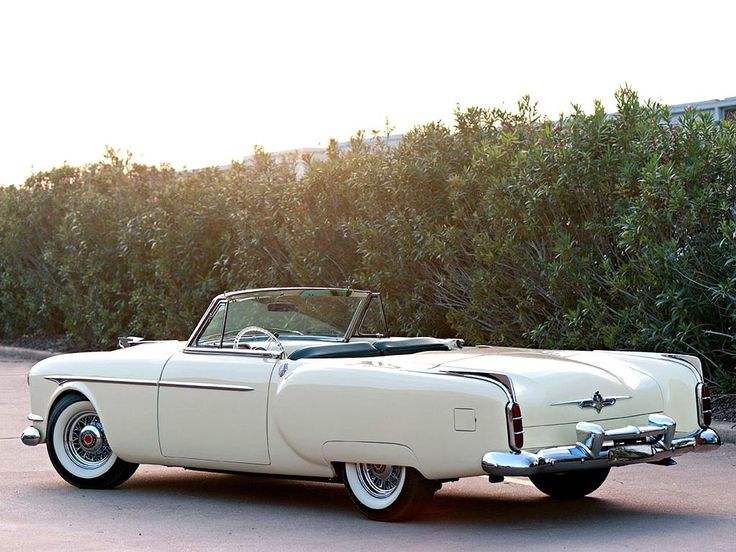 Packard Saga