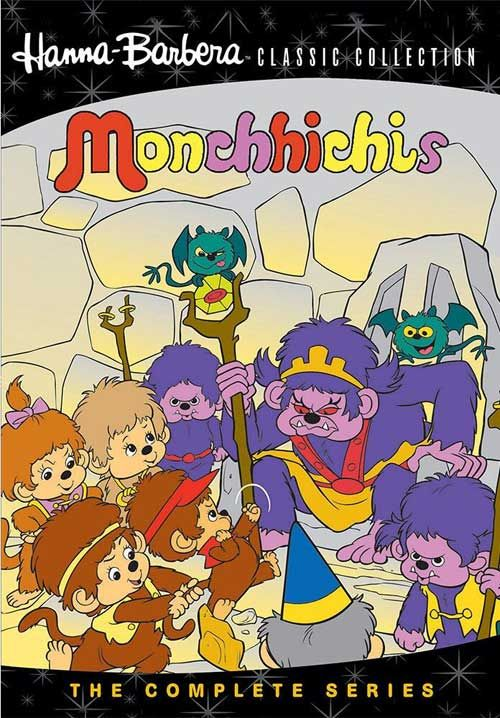 Monchhichis - The Complete Series DVD by Warner Archive