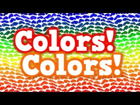 Storyteller Rhonda recommends this fun song about colors!  Find books on colors at https://tscpl.bibliocommons.com/search?utf8=%E2%9C%93&t=smart&search_category=keyword&q=colors&formats=BK|BOARD_BK&audience=juvenile