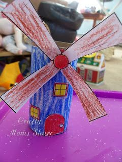 Crafty Moms Share: Virtual Flat Stanley in the Netherlands
